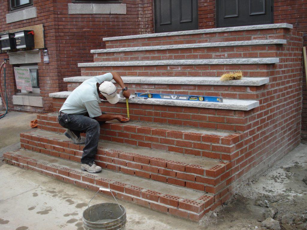 masonry-stairs