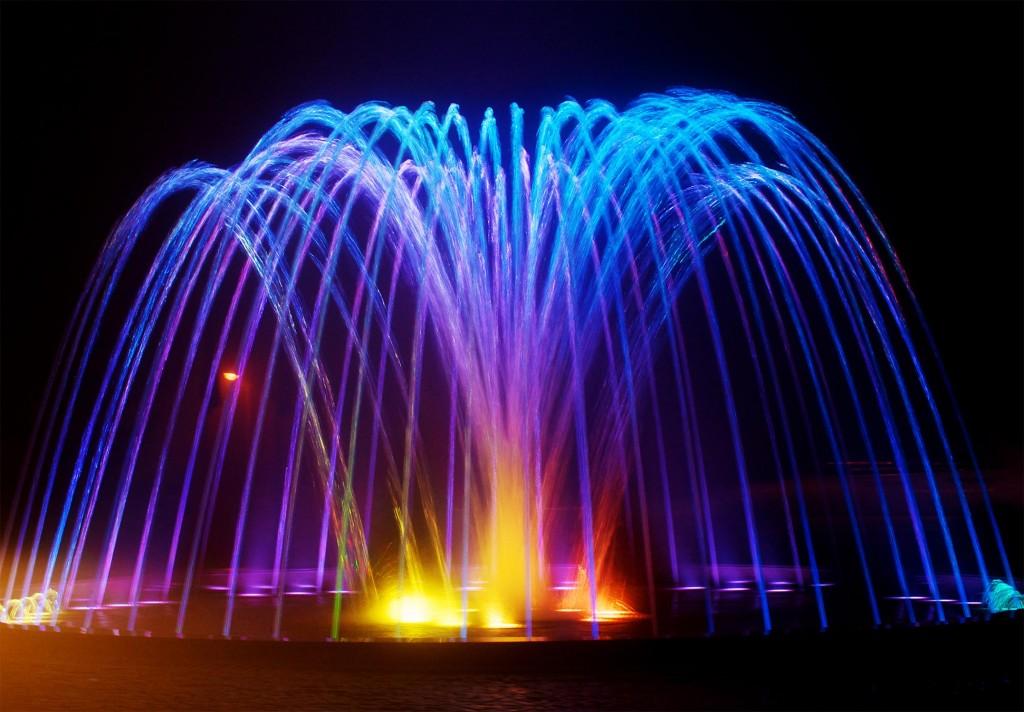 Fountain A