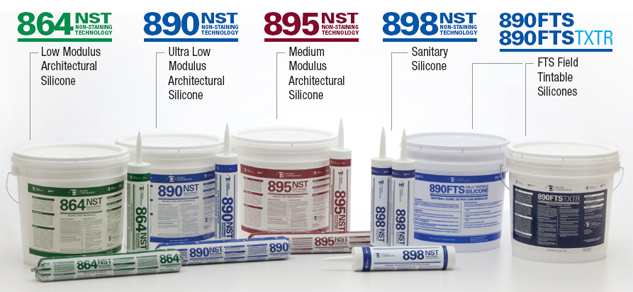 Full line of NST products