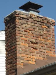 Brick Chimney falling down