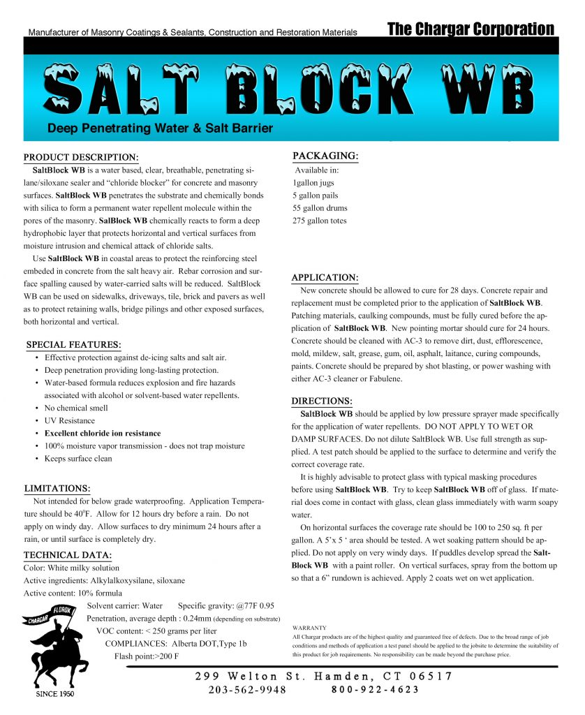 Salt Blocker WB
