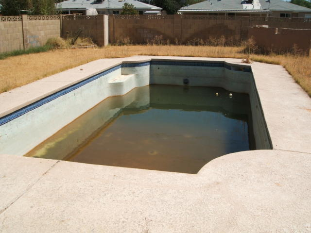 How To Clean A Dirty Swimming Pool Chargar Corp