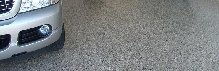 showroom epoxy