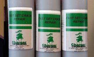 fast set crack repair